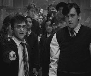childhood, hogwarts, and harrypotter image