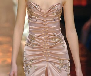 fashion, runway, and details image