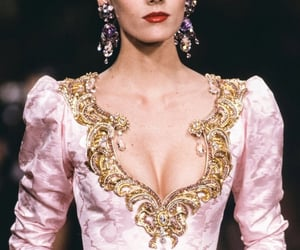 Yves Saint Laurent HC FW 1990