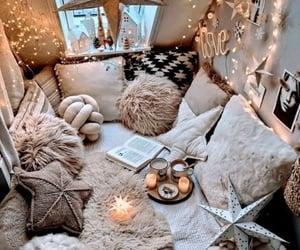 home, christmas, and decor image