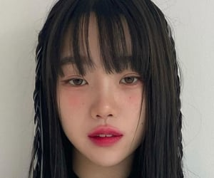 aesthetic, model, and ulzzang girl image