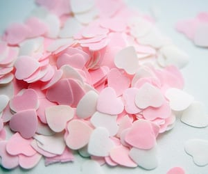 be mine, love forever, and pink image