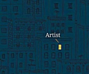 drawing, vangogh, and art image