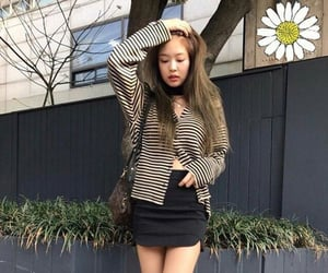 fashion, jennie, and cute image
