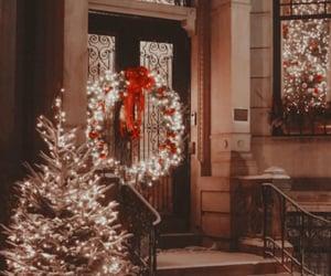 christmas, christmas lights, and Christmas time image