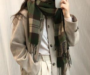 fashion, aesthetic, and coat image