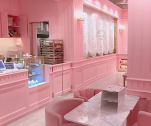 aesthetic, bakery, and cakes image