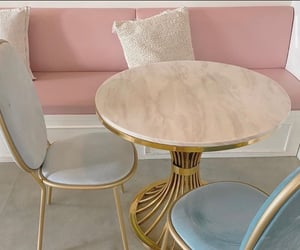 aesthetic, home decor, and pastel colors image
