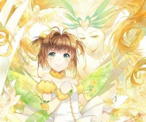 anime, kero, and cardcaptor sakura image