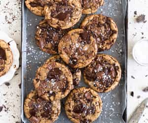 dairy free chocolate olive oil cookies
