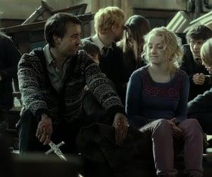 harry potter, luna lovegood, and neville longbottom image