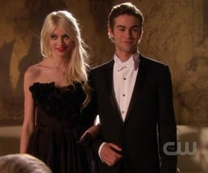 Chace Crawford and Taylor Momsen image