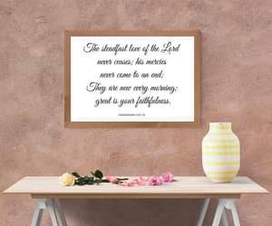 etsy, home decor, and scripture print image