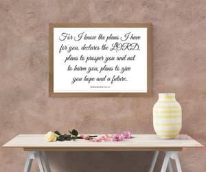 etsy, home decor, and scripture bible image