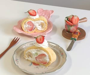 baked, delicious, and food image