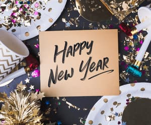 happy new year, new year greeting cards, and happy new year 2021 image