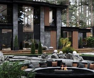 Dream villa in the Forest 🌳Via @sir📷 @bahman_behzadi_art