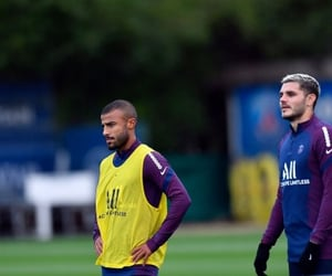 psg and entrainement image