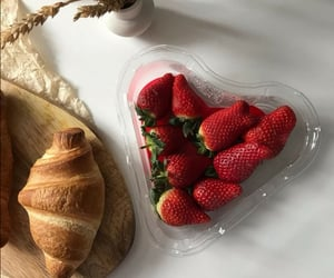 bread, breakfast, and eat image