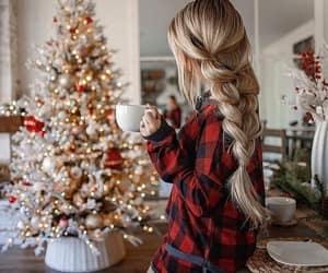 christmas vibes and coffe image