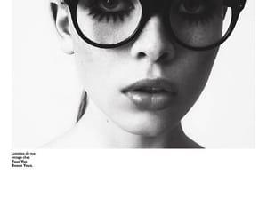 black, eyelashes, and eyes image