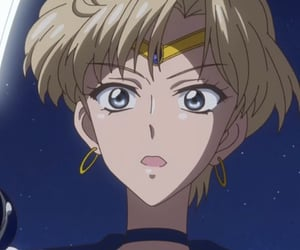 icons, sailor uranus, and sailor guardian image