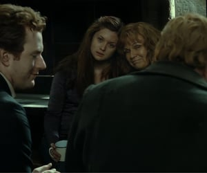 harry potter, ginny weasley, and molly weasley image