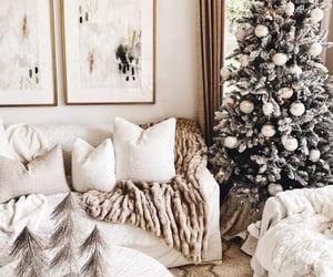 christmas, christmas tree, and cozy image