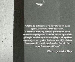 film, alıntı, and türkçe sözler image