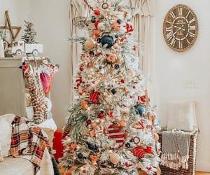 christmas, christmas tree, and christmas decor ideas image