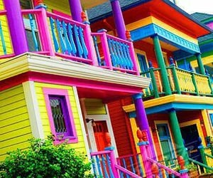color, exterior, and colorful image