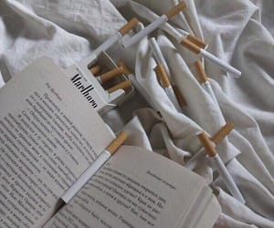 book and cigarettes image