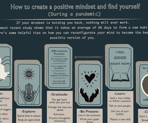 positivity, infographic, and spiritual image