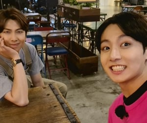 bts, jungkook, and namjoon image
