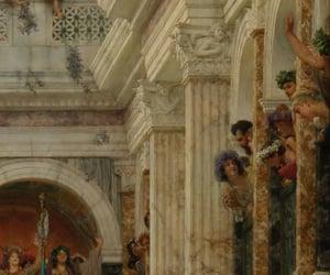 Via @classicalartdetails @eyilnci Spring, by Alma Tadema, 1894