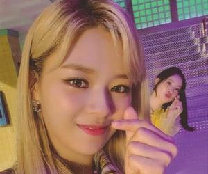 kpop, dahyun, and yoo jeongyeon image