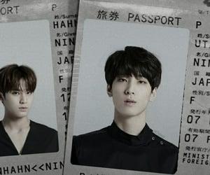 boys, Seventeen, and mingyu image
