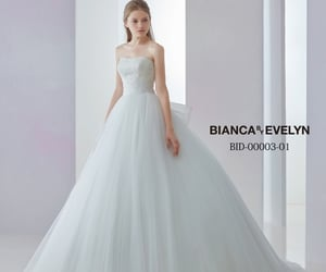 Full Skirt, ballgown, and chiffon image