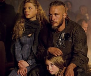 vikings, beauty gorgeous, and lagertha image