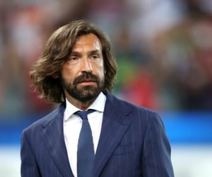 Juventus, liga champions, and andrea pirlo image