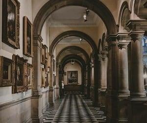 academia, aesthetic, and dark image