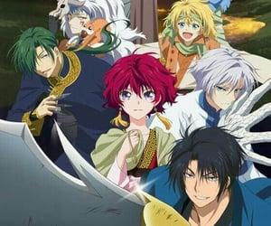 anime, fantasy, and shoujo image