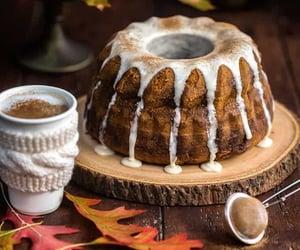 cake, chai, and bundt image