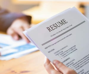build a resume image