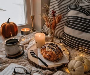 autumn, fall, and hygge image