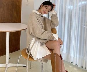 fashion, style, and korean style image