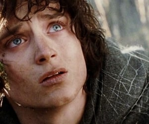 beauty, blue eyes, and middle earth arda image