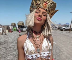 accessories, Burning Man, and coachella image