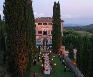 dinner, events, and italy image