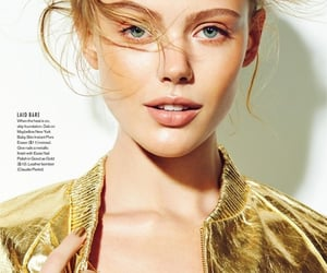 Elle, sweden, and frida gustavsson image